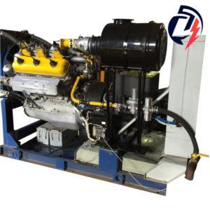 Газовая электростанция АГП-60 ЯМЗ-236М2 (60кВт) с генератором LINZ Pro 22S B/4