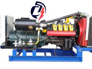 Газовая электростанция АГП-250 ТМЗ-8435/ЯМЗ-240НМ2 (250кВт) с генератором Leroy Somer