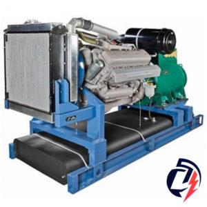 Дизельная электростанция АД-240 ЯМЗ (240 кВт) с генератором Linz PRO 28 ME/4