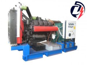 Дизельная электростанция АД-250 ТМЗ-8435.10 (250 кВт) с генератором Leroy Somer