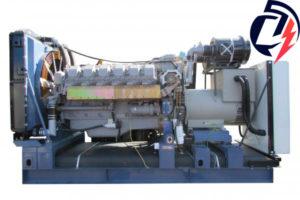 Дизельная электростанция АД-315 (ЯМЗ-8503.10) (315 кВт) с генератором Leroy Somer (Arep)