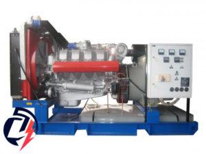 Дизельная электростанция АД-315 (ТМЗ-8525.10) (315 кВт) с генератором Leroy Somer (Arep)