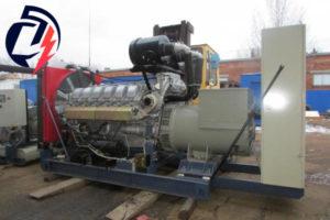 Дизельная электростанция АД-400 ЯМЗ-8503.10 (400 кВт) с генератором Linz PRO 35SC/4