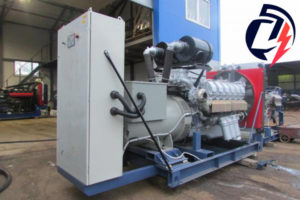 Дизельная электростанция АД-400 ЯМЗ-8503.10 (400 кВт) с генератором Leroy Somer (Arep)