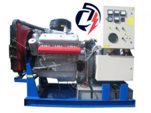 Электроагрегат дизельный АД-60 ЯМЗ 236М2 (60 кВт) с генератором Linz PRO 22SB/4