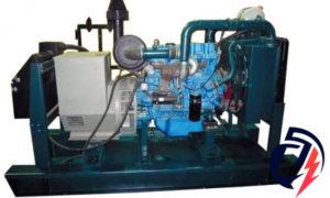 Дизельная электростанция АД-80 ЯМЗ (80 кВт) с генератором Marelli Motori MJB 225 MA4