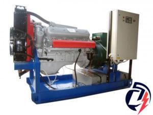 Дизельная электростанция АД-150 ЯМЗ-238ДИ (150 кВт) с генератором Stamford UCI274H