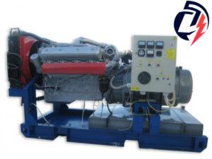 Дизельная электростанция АД-160 ЯМЗ-238ДИ (160 кВт) с генератором БГ-160