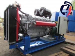 Дизельная электростанция АД-315 (ЯМЗ 240НМ2) (315 кВт) с генератором Linz PRO28LG/4