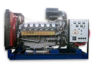 Дизельная электростанция АД-320 (ЯМЗ-8503.10) (320 кВт) с генератором Linz