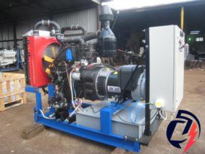 Дизельная электростанция АД-40 ММЗ (40 кВт) с генератором Linz PRO 18LF/4