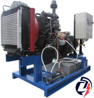 Дизельная электростанция АД-16 ММЗ (16 кВт) с генератором ГС 250-16/4