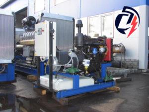 Дизельная электростанция АД-30 ММЗ (30 кВт) с генератором БГ-30/БГО-30