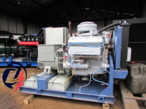 Дизельная электростанция АД-60 ЯМЗ 236М2 (60 кВт) с генератором Leroy Somer TAL