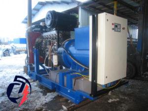 Дизельная электростанция АД-100 ММЗ (100 кВт) с генератором Leroy Somer
