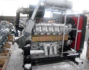 Силовой агрегат ЯСУ-500В (ЯМЗ)