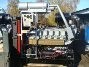 Силовой агрегат ЯСУ-500М (ЯМЗ)