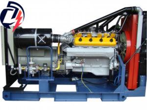Газовая электростанция АГП-200 ЯМЗ-7514.10 (200кВт) с генератором LINZ Pro 28S D/4