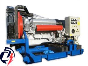Дизельная электростанция АД-200 ЯМЗ-6503.10  (200 кВт) с генератором Linz PRO 28SD/4
