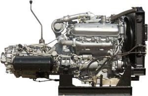 Силовой агрегат ЯСУ-300 (ЯМЗ-7511.10)