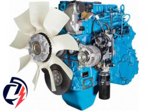 Дизельная электростанция АД-100 ЯМЗ-5348.10 (100 кВт) с генератором Marelli Motori 225LA