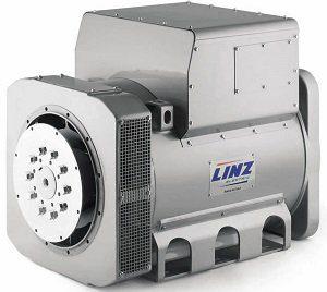 Генератор Linz Electric PRO35S C/4