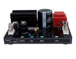 Автоматический регулятор напряжения R438, Leroy Somer