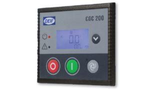 Контроллер DEIF CGC200 и CGC400