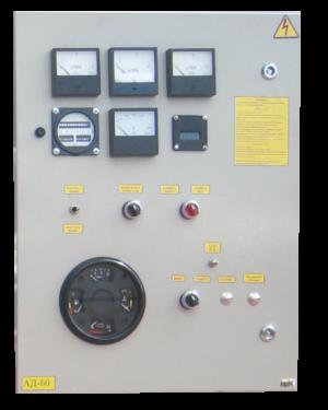 Шкаф управления 1й степени автоматизации