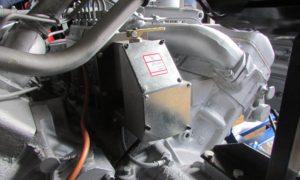 Электронный регулятор частоты оборотов двигателя