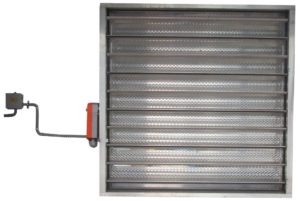Система приточно-отточной вентиляции