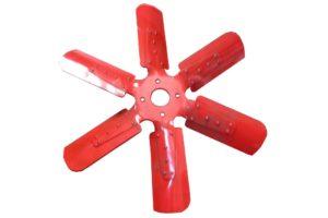 Крыльчатки вентилятора (пластик и алюминий)