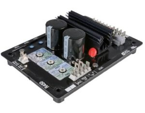 Автоматический регулятор напряжения R450, Leroy Somer